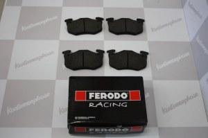 JEUX DE PLAQUETTES ARRIERE DS2500 FERODO RACING RENAULT SUPER 5 GT TURBO