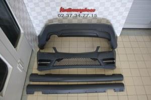 Kit AMG Sport C250 Mercedes classe C W204 2011-2013