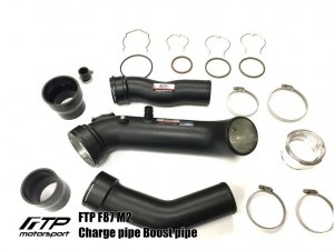 Kit Boost & Charge Pipes FTP Motorsport BMW M2 F87