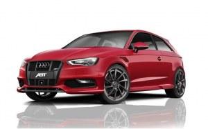 Kit aérodynamique ABT Sportsline pour Audi A3 8V 3 portes et SportBack