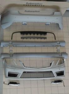 Kit carrosserie AMG E63 Mercedes Classe E W212 2009 a 2012