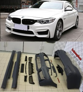 Kit carrosserie BMW F32 F33 LOOK M4