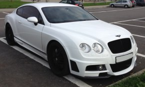 Kit carrosserie Bentley GT/GTC Black Bison de 2004 a 2012