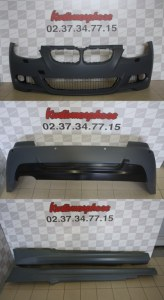 kit carrosserie bmw E92 pack m complet