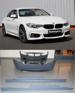 Kit carrosserie BMW F32 F33 Pack M