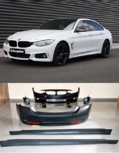 KIT CARROSSERIE BMW F36 gran coupé Pack M