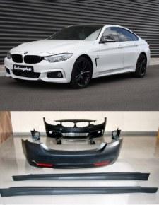 KIT CARROSSERIE BMW F36 gran coupé Pack M