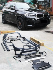 KIT CARROSSERIE BMW X5 F15 pack X5M Perf