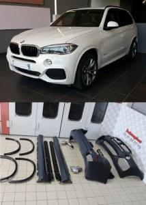 KIT CARROSSERIE BMW X5 F15 Pack M Sport Desgin