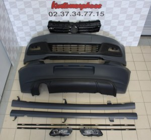 Kit carrosserie complet Volkswagen Polo 6R (2009-up) R-Line Design
