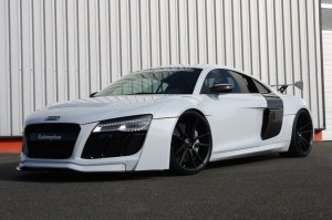 kit carrosserie large Maxton-design audi R8