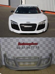 Pare choc avant Maxton-design Audi R8