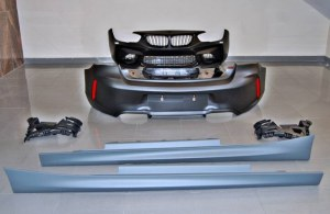KIT CARROSSERIE LOOK M2 POUR BMW SÉRIE 1 F21 LCI