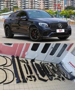 Kit Carrosserie Mercedes GLC Coupé C253 63 AMG