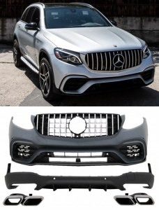 Kit Carrosserie Mercedes GLC X253 63 AMG