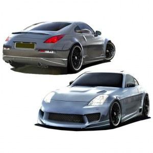 kit carrosserie Nissan 350Z COMPO