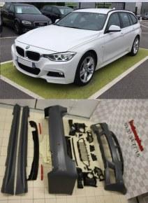 KIT CARROSSERIE PACK M POUR BMW SÉRIE 3 TOURING F31 2011 à 2015