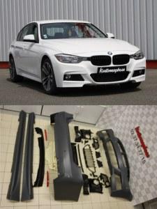 KIT CARROSSERIE PACK M POUR BMW SÉRIE 3 F30 2011 à 2015