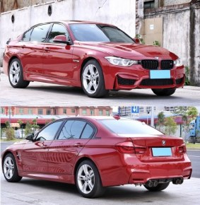 Kit carrosserie pack M3 BMW F30