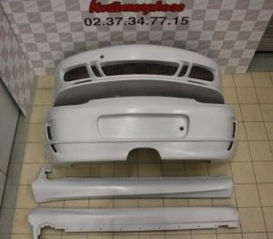 Promo KIT carrosserie Porsche boxster 986 look GT3