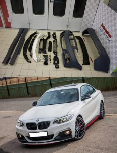 Kit Carrosserie pour BMW serie 2 F22 F23 M performance