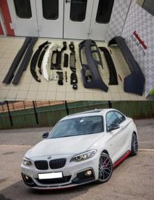 Kit Carrosserie pour BMW serie 2 F22 F23 M performance
