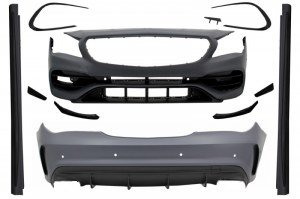 KIT CARROSSERIE POUR MERCEDES CLA W117 45 AMG 2016 à 2018 Facelilt