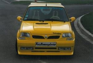 """Calandre type """"Laguna"""" avec entourages de phares Esquiss'Auto pour super 5 gt turbo"""