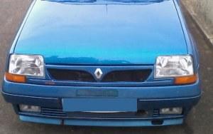"Calandre type ""Laguna"" Esquiss'Auto pour super 5 gt turbo"