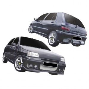 kit carrosserie Terminator renault clio 1