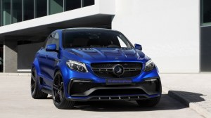 Kit carrosserie CSS TC WideBody pour Mercedes GLE Coupé C292