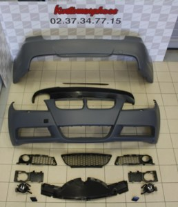 kit complet BMW E90 berline Pack m phase 1 05-08