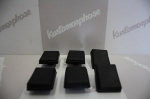 Kit complet caches de fixations et joints de custodes renault 5 Gt turbo