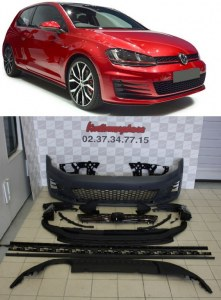 Promo Kit complet Golf 7 look GTI
