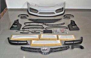 kit carrosserie Porsche Boxster et Cayman 981 look GT4