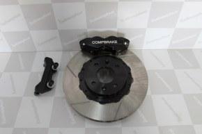 Kit gros frein avant COMPBRAKE PRO RACE 3 / 4 PISTONS pour super 5 GT Turbo