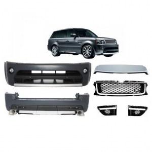 KIT LOOK AUTOBIOGRAPHY POUR RANGE ROVER SPORT Black Edition
