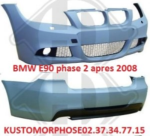 kit complet E90 Pack M 2008 a 2011 phase 2