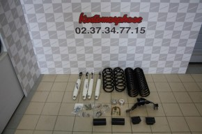 "Kit Réhausse 2.5"" (+6.50cm) Procomp, Jeep Wrangler JK"