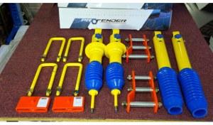 Kit Réhausse Ajustable PROFENDER +50mm Pour Ford Ranger