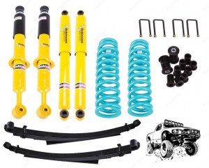 Kit Suspension Dobinsons 40 mm Ford Ranger