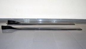 Lame de bas de caisse Carbone BMW serie 2 F22 F23 Pack M