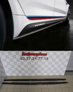 Lame de bas de caisse carbone M performance style BMW F90 M5