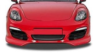 Lame de pare choc avant Porsche Boxster 981