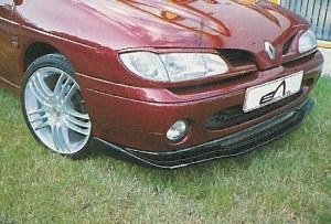 Lame de pare choc avant Renault Megane 1 coupé cabriolet phase 1