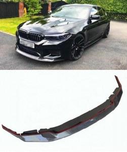 Lame de pare choc avant Splitter GTS style BMW 5 F90 M5