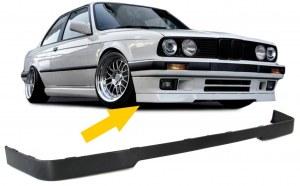 """Lame de pare-choc """"motorsport"""" en ABS pour BMW E30"""