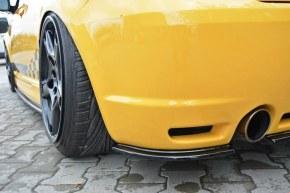 LAME DE PARE CHOCS ARRIERE VW GOLF IV R32