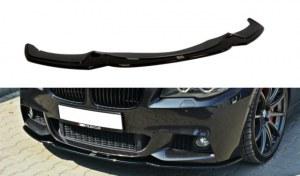 LAME DE PARE-CHOCS AVANT V.2 BMW 5 F10 F11 PACK M