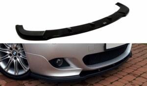 LAME DE PARE-CHOCS AVANT BMW 5 E60 E61 PACK M